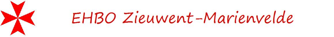 EHBO-Zieuwent-Marienvelde Logo